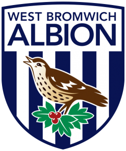 Logo of West Bromwich Albion